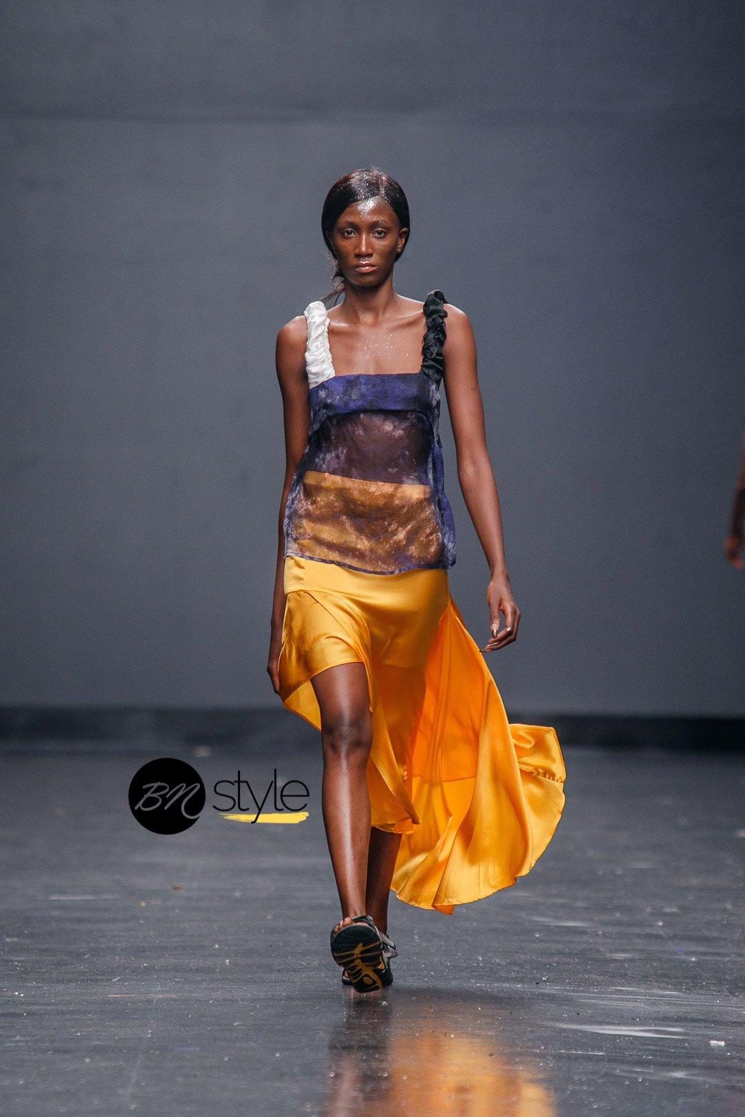 Lagos Fashion Week 2018 | Maki Oh