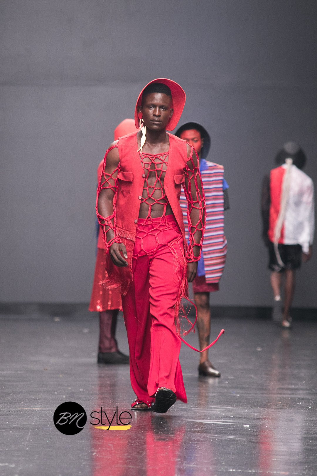 Lagos Fashion Week 2018 | Orange Culture