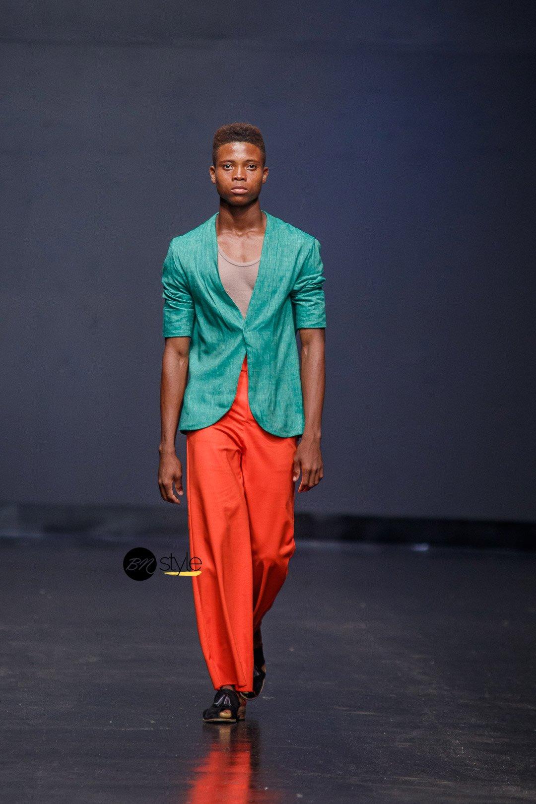 Lagos Fashion Week 2018 | Kelechi Odu