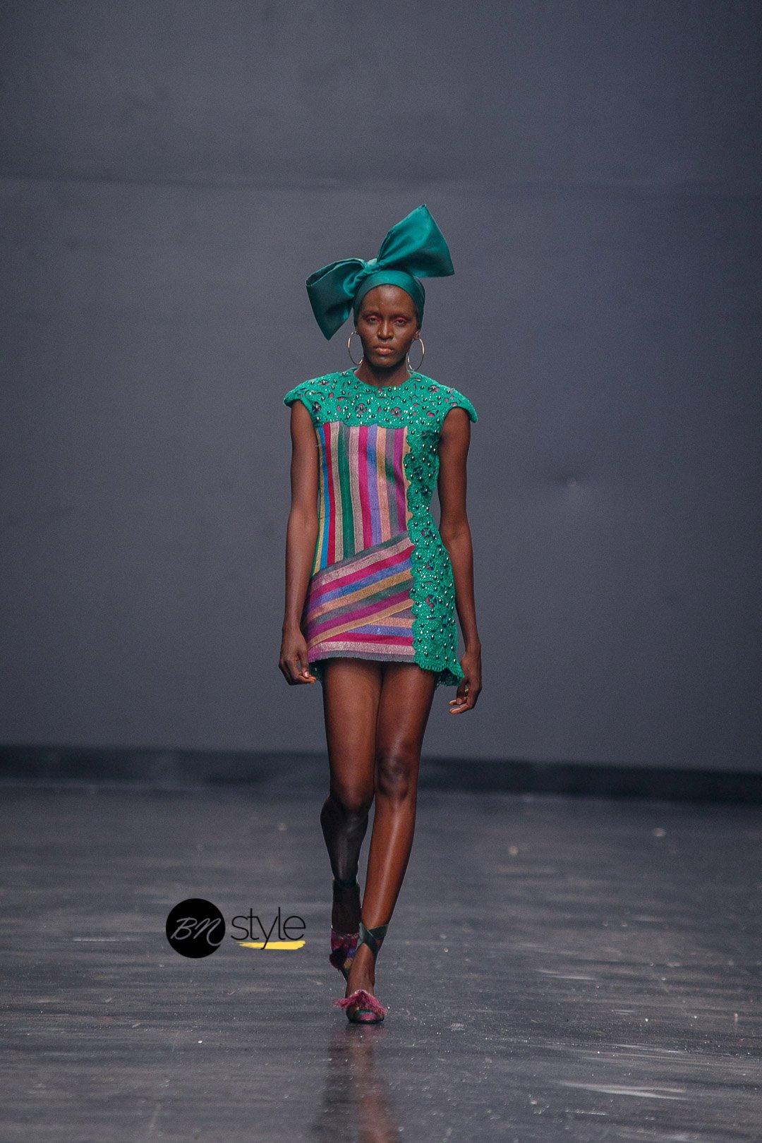 Lagos Fashion Week 2018 | Ejiro Amos Tafiri