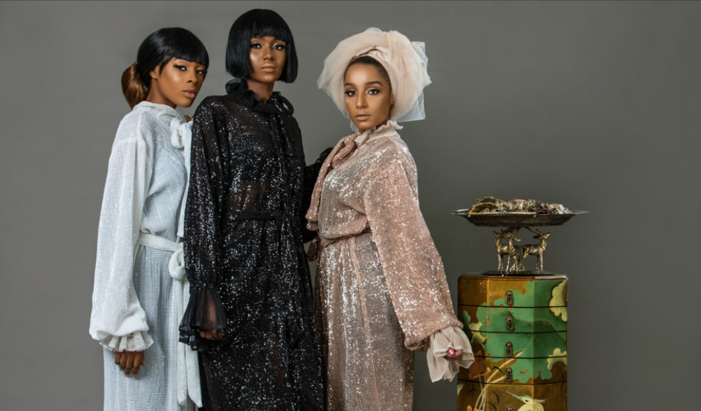 Abaya Lagos' Sepia Glam Collection Will Encourage You To Express Your Own Style