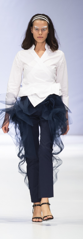 South Africa Fashion Week A/W 19 #SAFW21: Amanda Laird Cherry