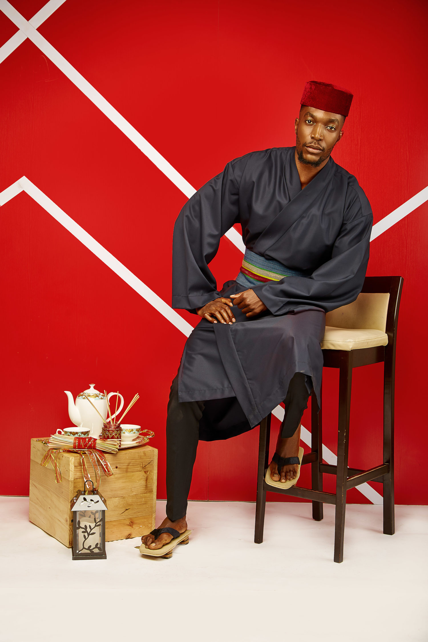 "MUST SEE: Signore Fusion by Vanskere Presents ""Kabuki"" For Spring/Summer 2019"