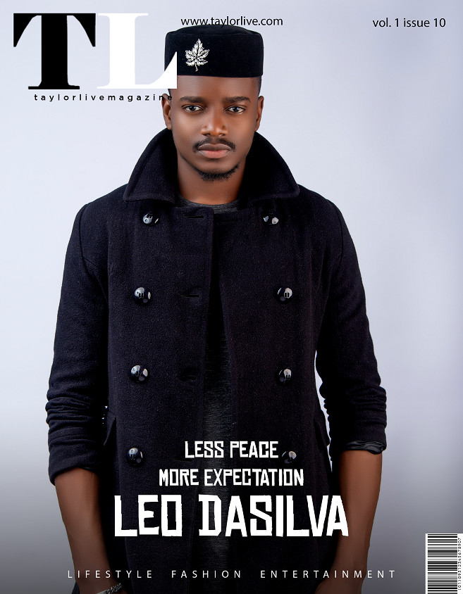 Leo Dasilvia Is The Cover Star For Taylor Live Magazine New Issue