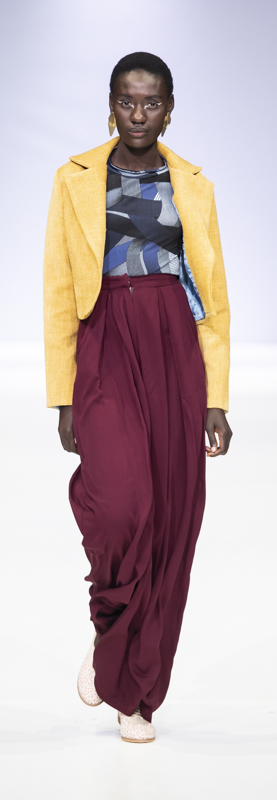 South Africa Fashion Week A/W 19 #SAFW21: Danielle Frylinck