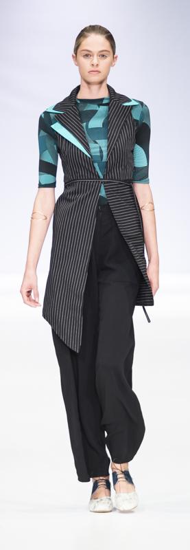 South Africa Fashion Week A/W 19 #SAFW21: Danielle Frylinck