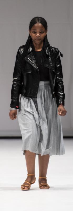 South Africa Fashion Week A/W 19: Fikile Sokhulu