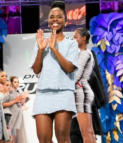 Kentse Masilo Wins Project Runway