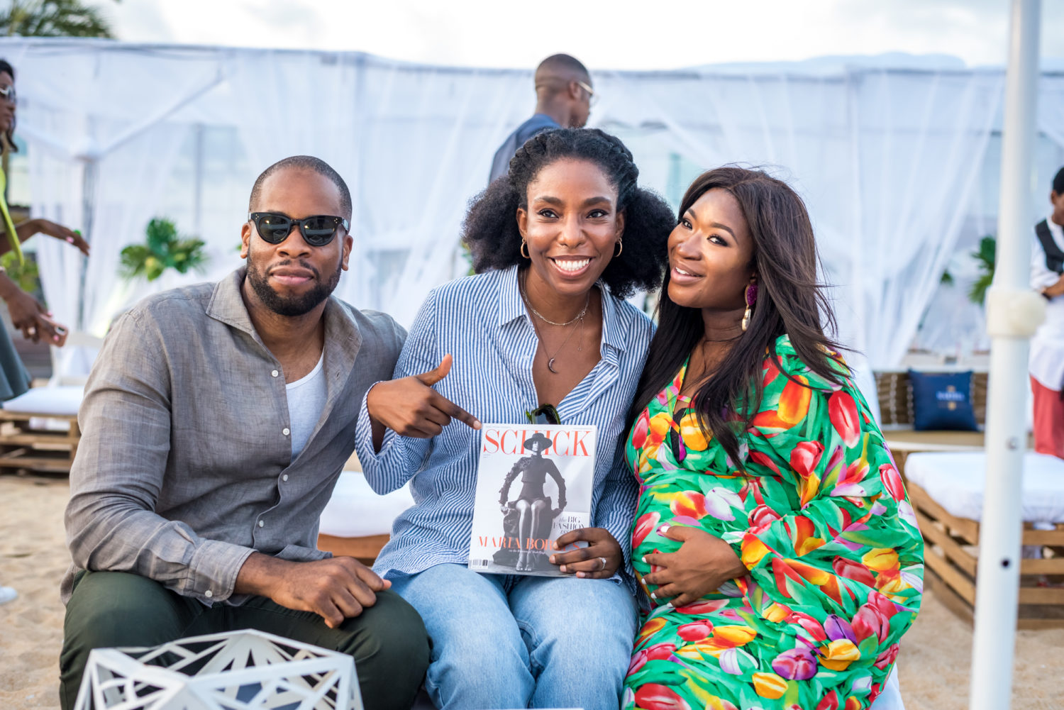 Inside the SCHICK Magazine & Beach Is Better Pre Fashion Week Party