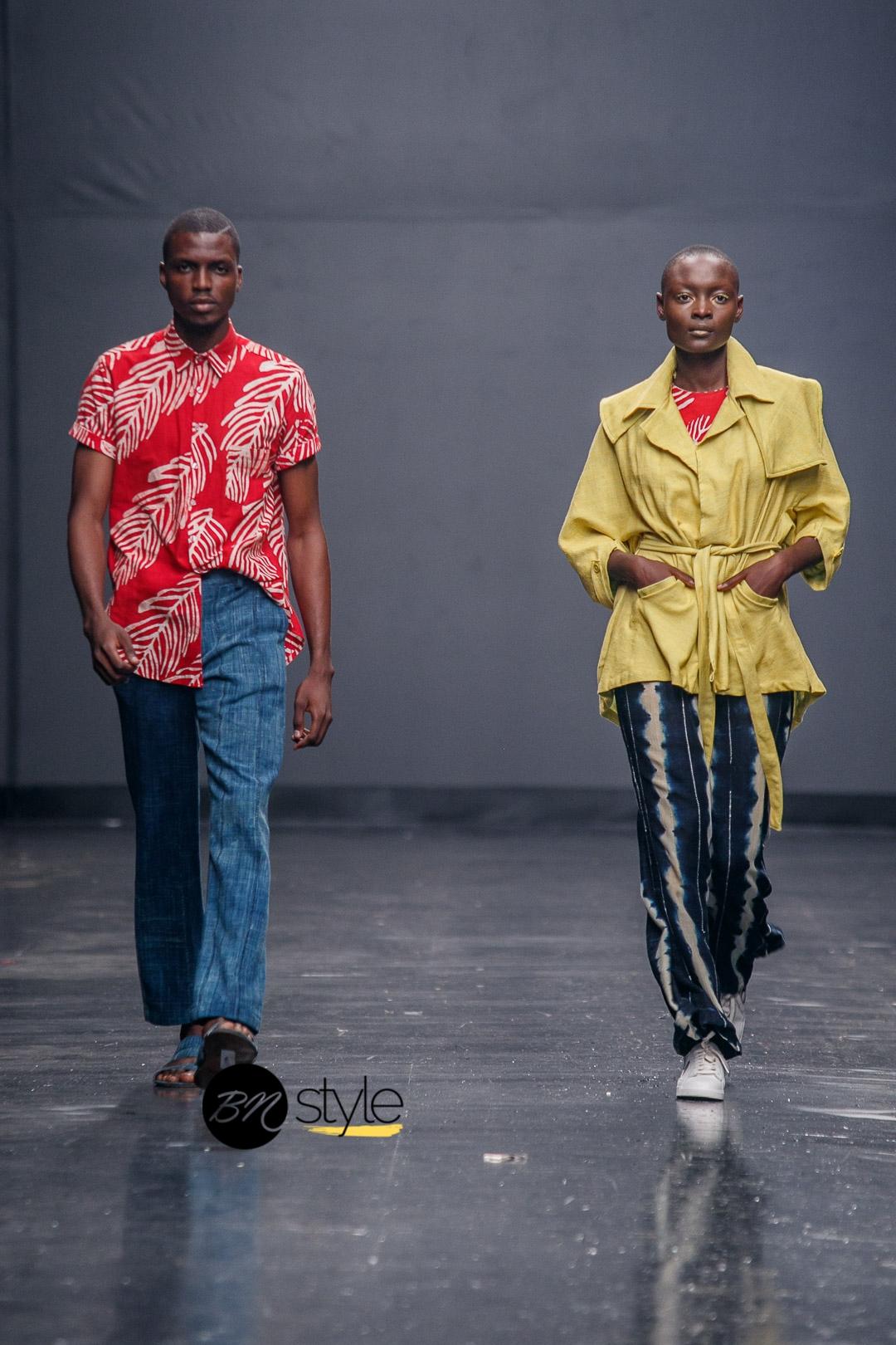 Lagos Fashion Week 2018 | Studio 189