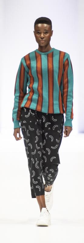 South Africa Fashion Week A/W 19:  The Watermelon Social Club