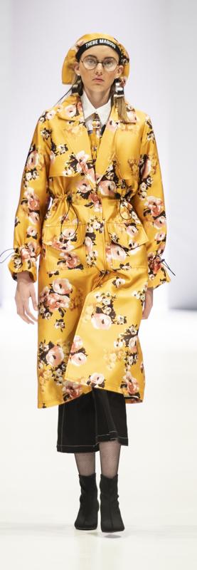 South Africa Fashion Week A/W 19: Thebe Magugu