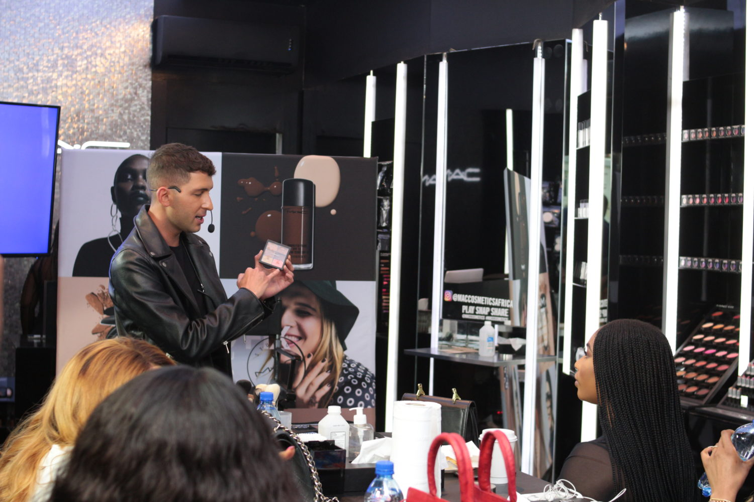Did You Miss Out On All The Fun and Fab Moments At The M.A.C Cosmetics Event? Catch Up Now!