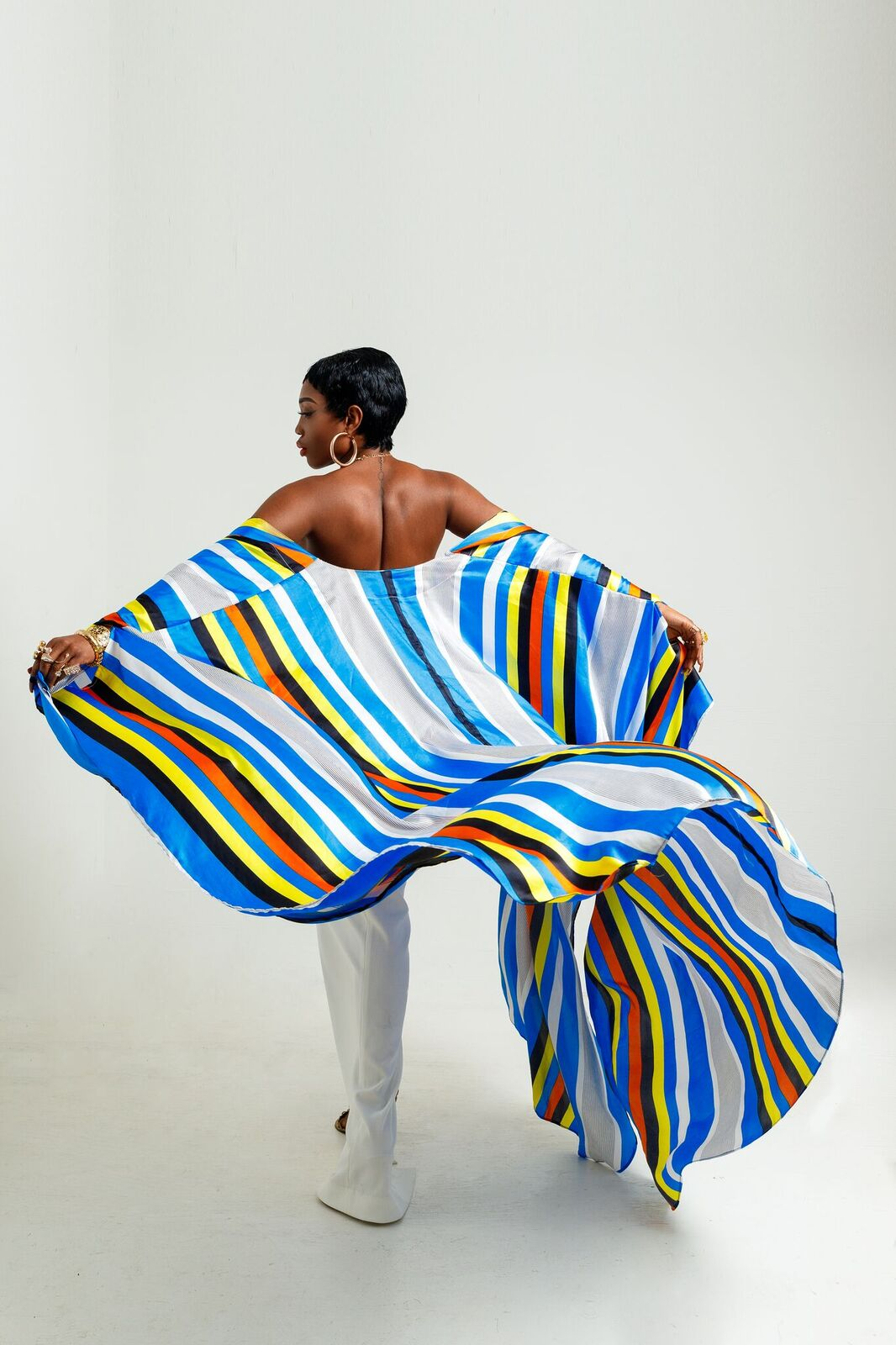 Sai Sankoh Just Launched Her Womenswear Label and It's As Fabulous As You'd Expect!
