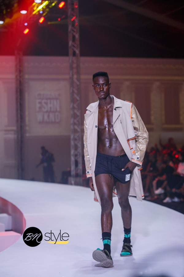 GTBank Fashion Weekend 2018 | Romeo Hunte