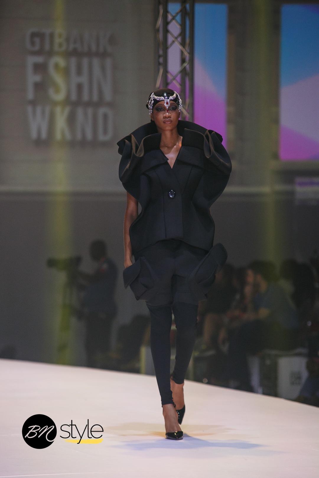 GTBank Fashion Weekend 2018 | Sukeina