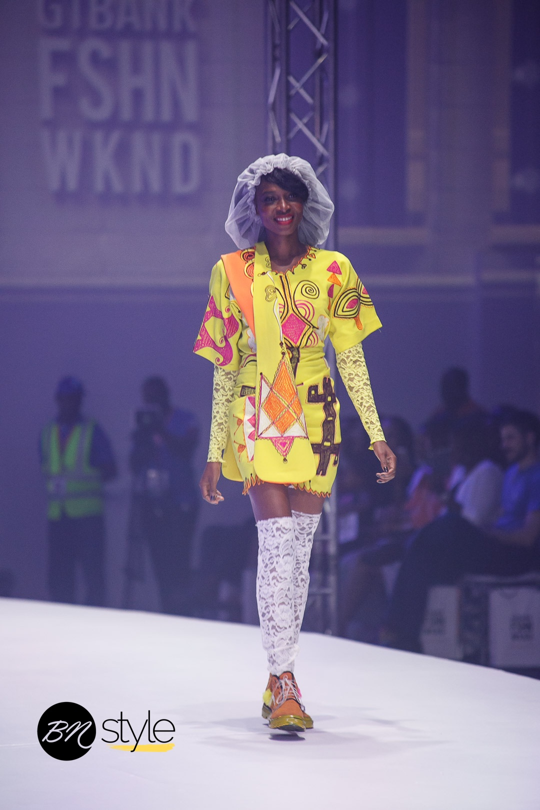 GTBank Fashion Weekend 2018 | Ituen Basi