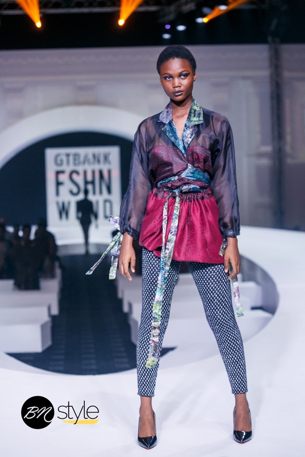 GTBank Fashion Weekend 2018 | Clive Rundle