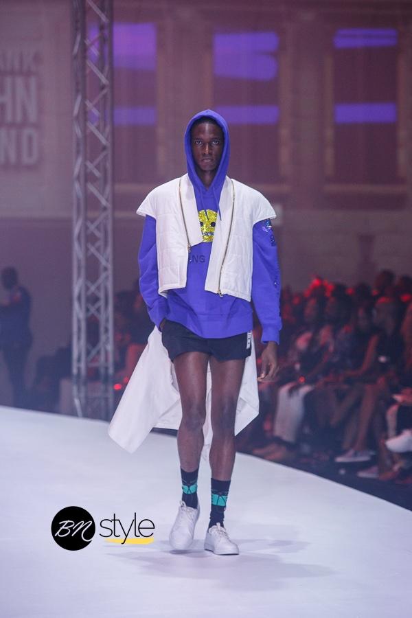 GTBank Fashion Weekend 2018   Romeo Hunte
