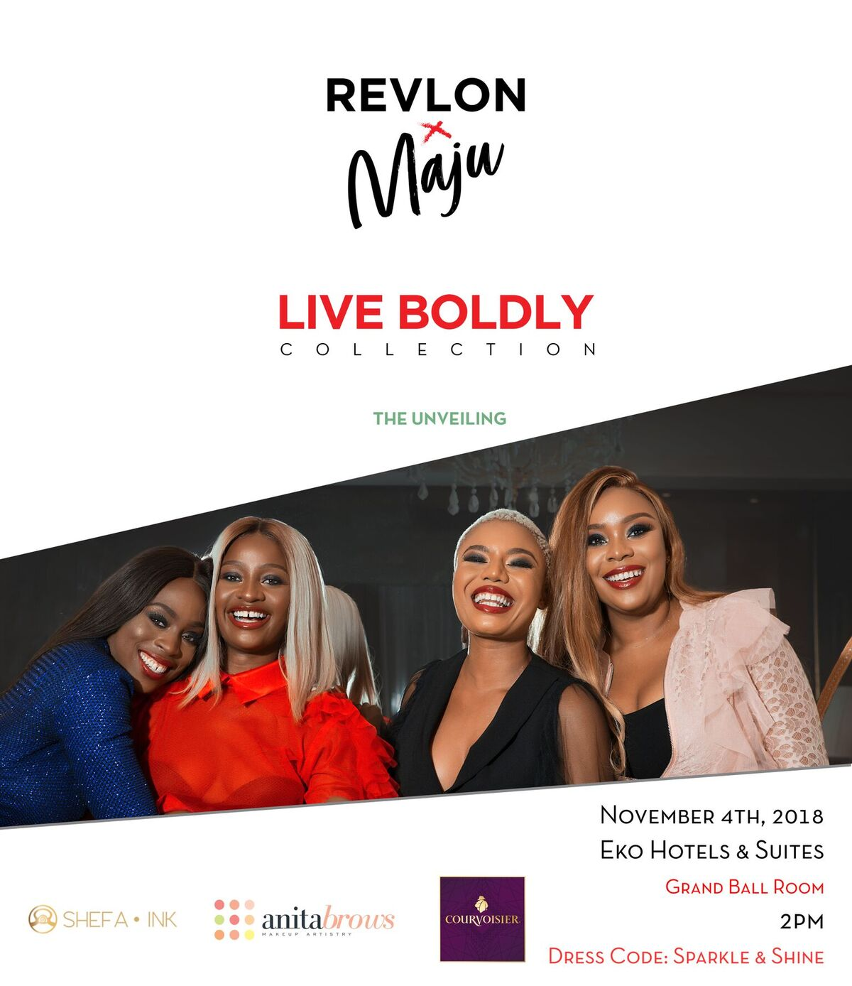 Revlon & Maju Just Released A Joint Campaign and We're Totally Here For It!