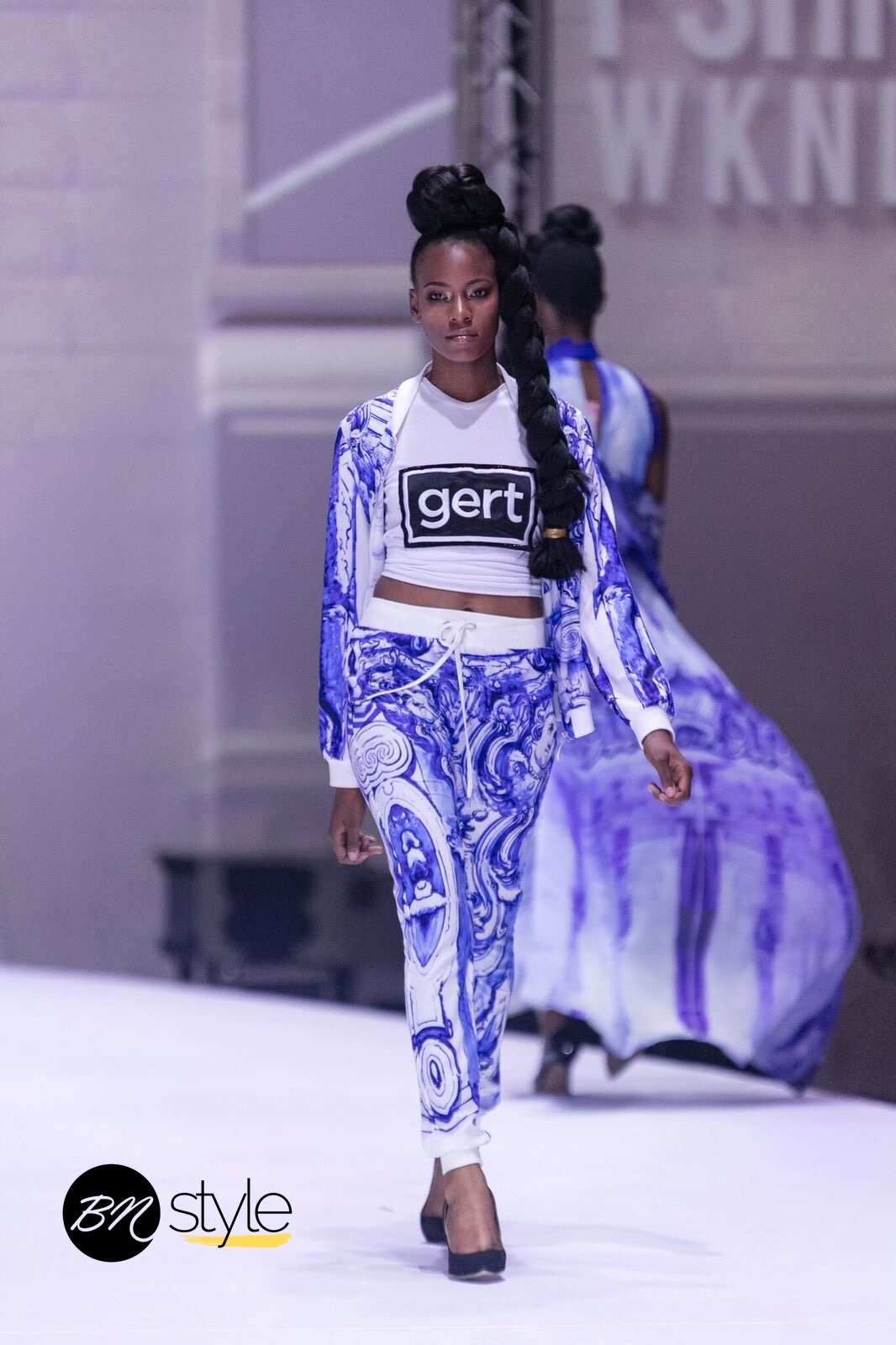 GTBank Fashion Weekend 2018 | Gert-Johan Coetzee