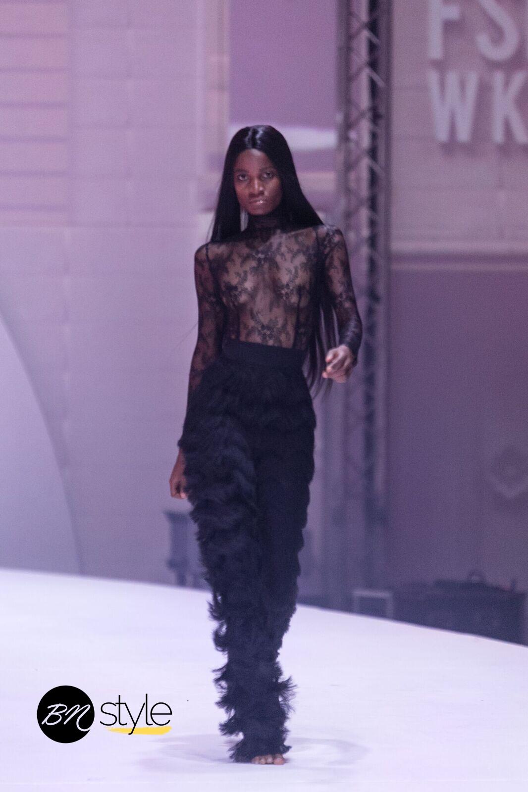GTBank Fashion Weekend 2018 | LaQuan Smith