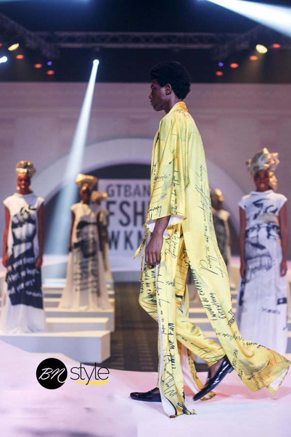 GTBank Fashion Weekend 2018 | David Tlale