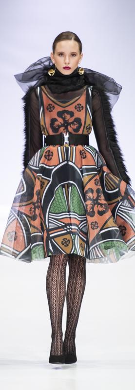 South Africa Fashion Week A/W 19 #SAFW21: Mantsho