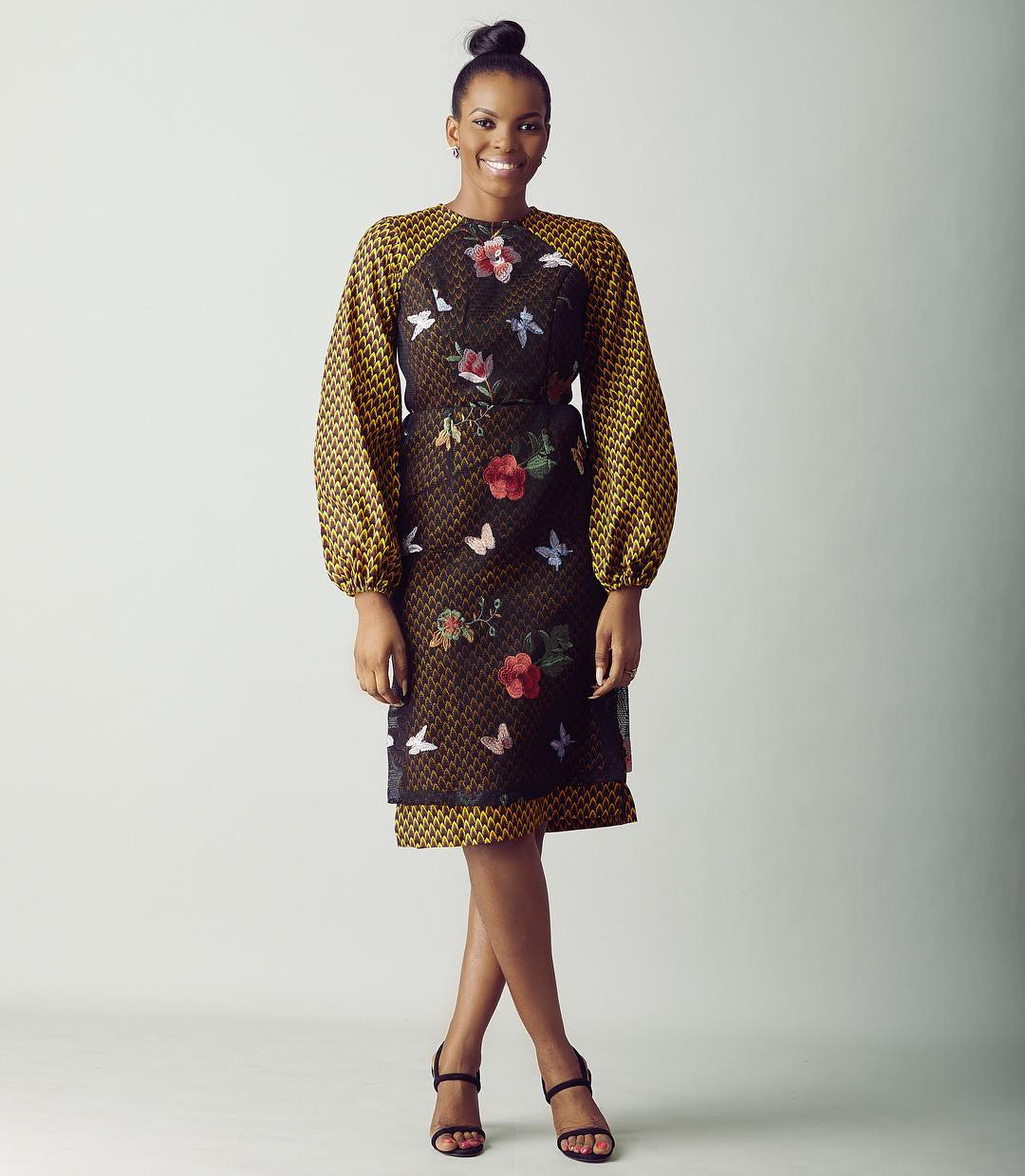 Mix Traditional Prints and Modern Designs – You'll Get Christie Brown's Latest Collection!