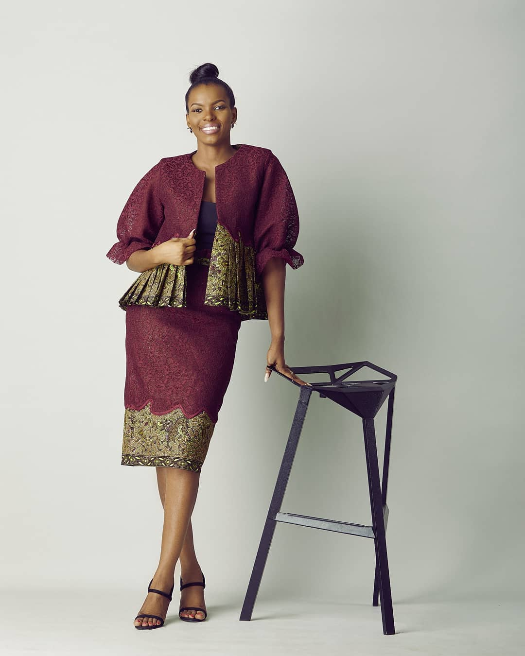 Mix Traditional Prints and Modern Designs – You'll GetChristie Brown's Latest Collection!