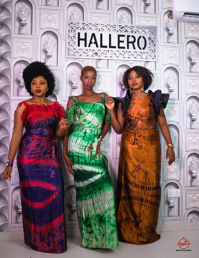 You Need To See This Pretty Tie-Dye Collection By Hallero!
