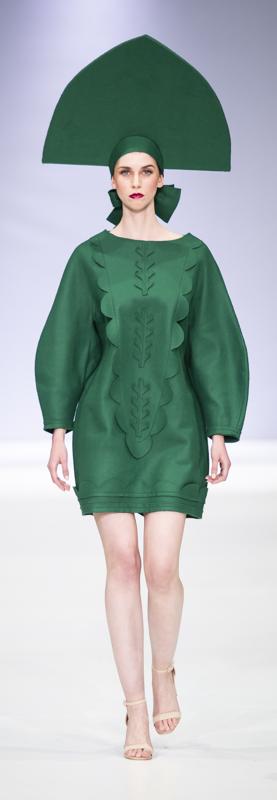 South Africa Fashion Week A/W 19 #SAFW21: Irina Stetsco