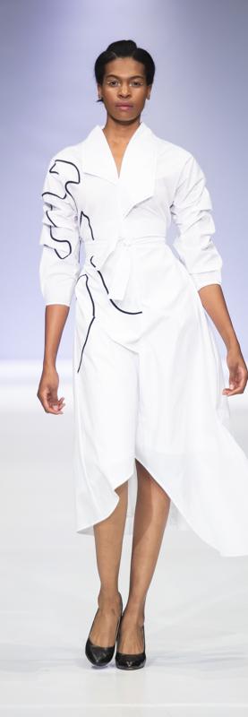 South Africa Fashion Week A/W 19 #SAFW21: Judith Atelier