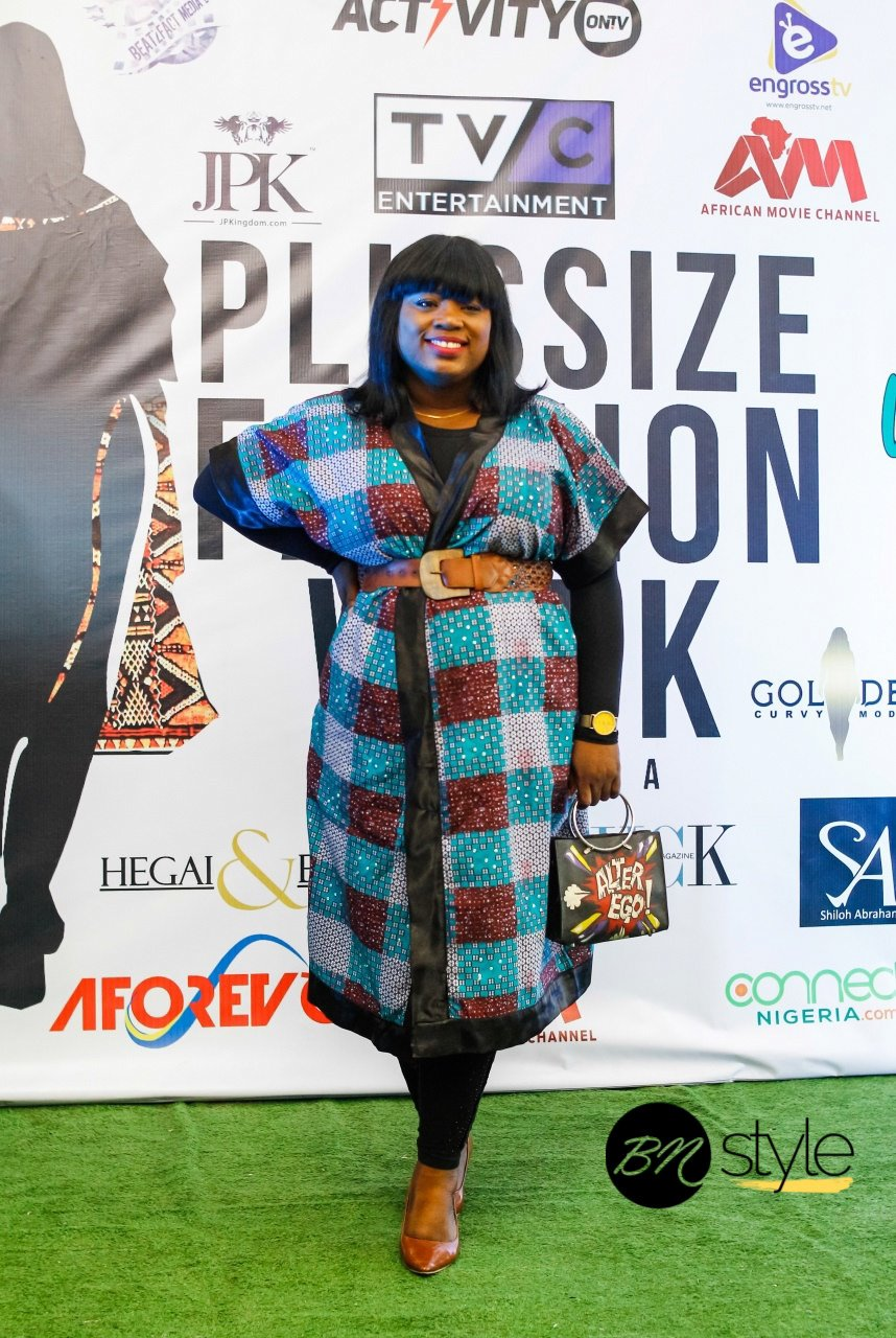The Best Red Carpet Moments At Plus Size Fashion Week Africa 2018 – Day 1