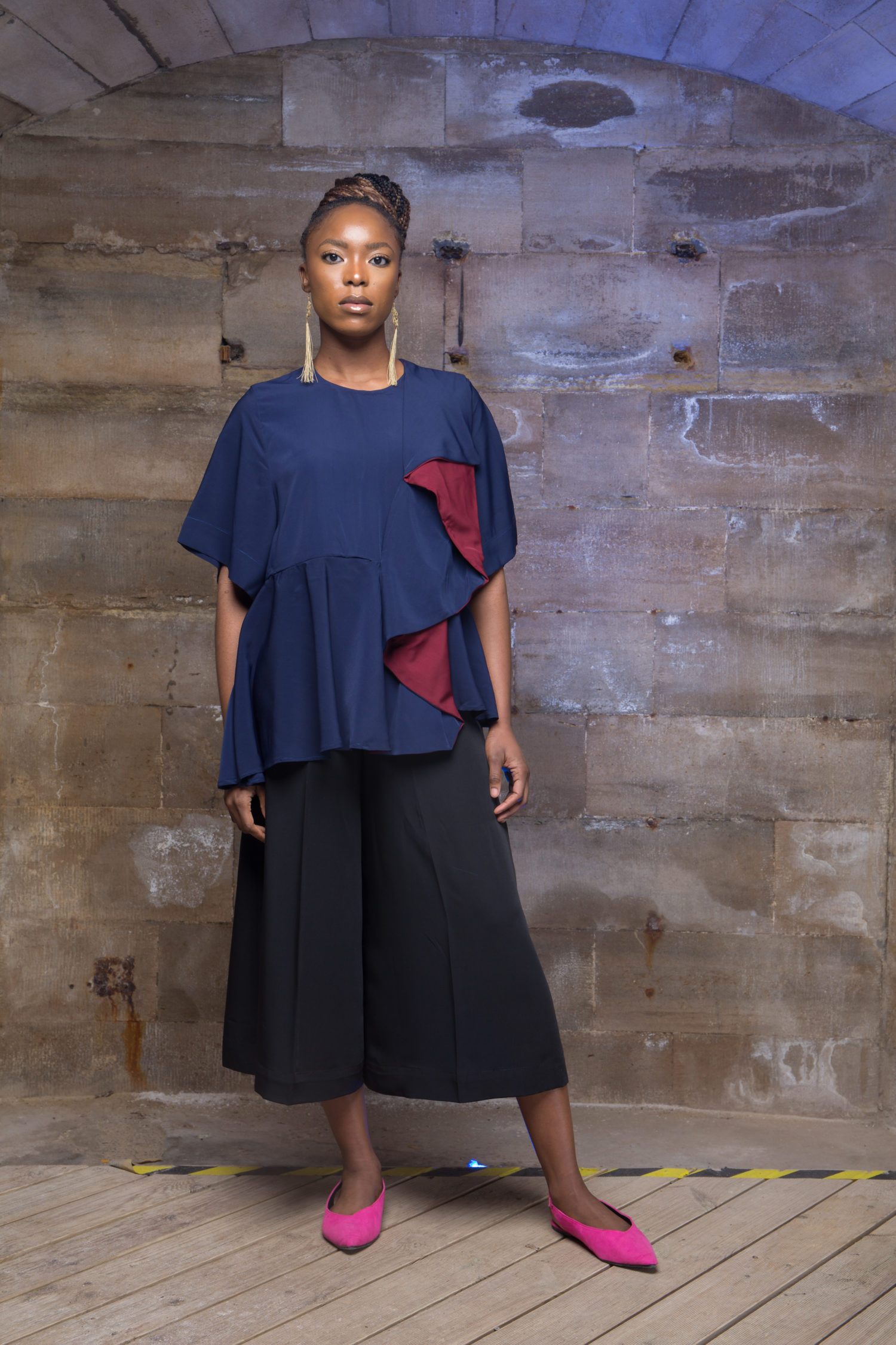 "Semande Presents ""Osin"" – A Collection For Minimal Babes Who Love Culture!"