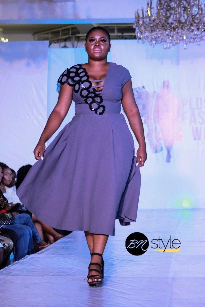 Plus Size Fashion Week Africa 2018 | N I I F F E