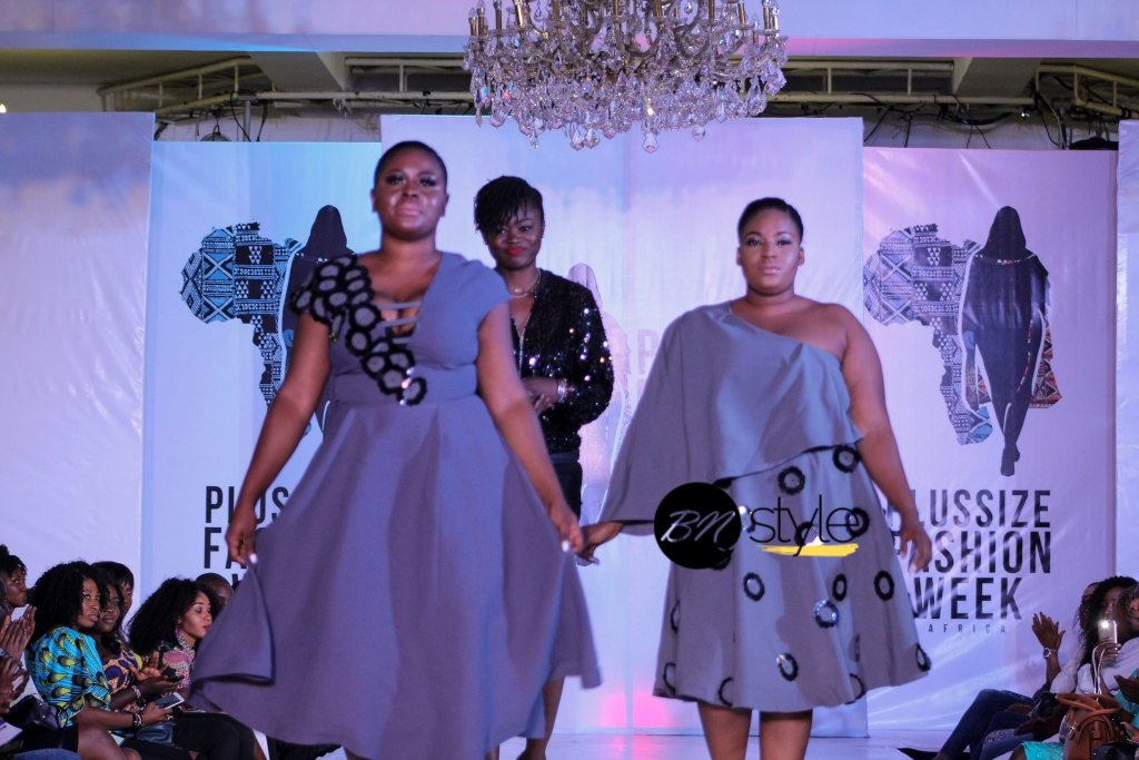 Plus Size Fashion Week Africa 2018 | N I I F F E
