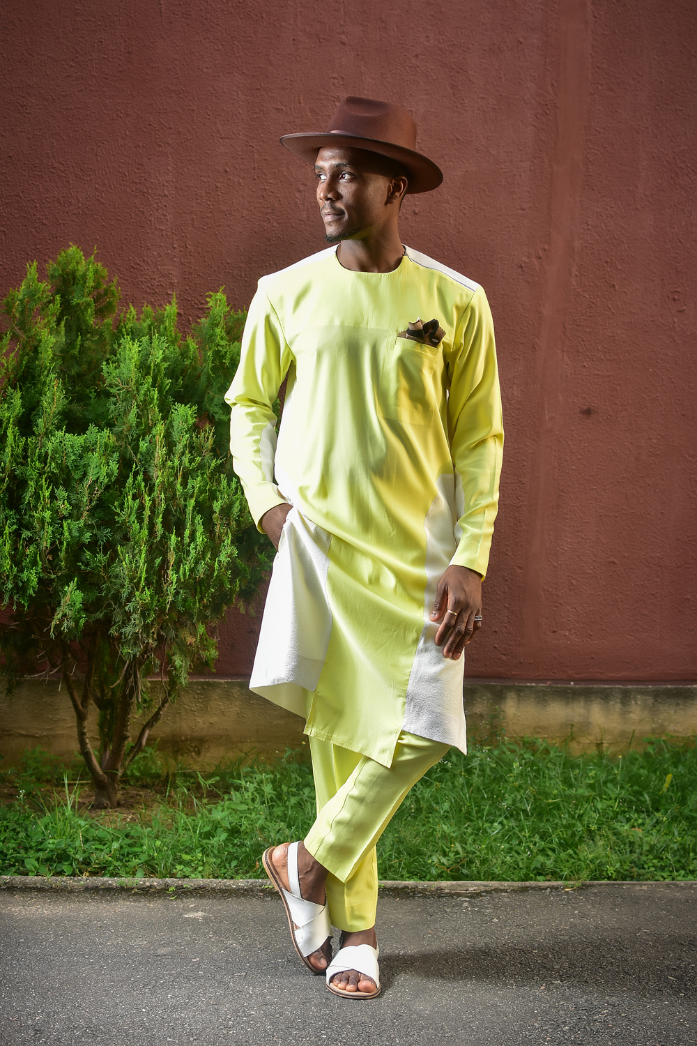 The Gentleman's Style Code With Ifeanyi Okafor Jr: Omeruo -The African Brand Every Gentleman Should Be Wearing