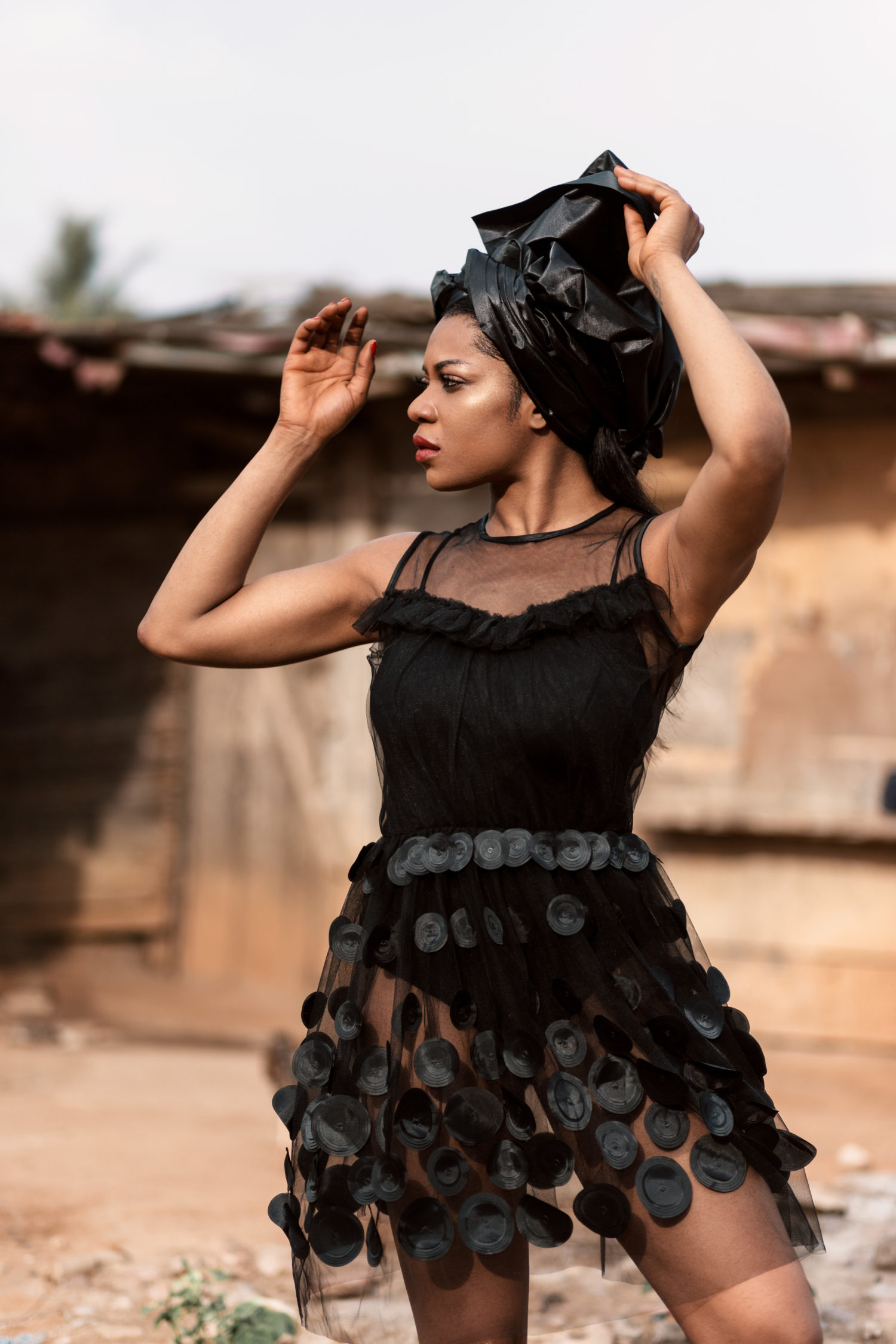 Vonne Couture Shares Their Fascinating Spring/Summer 19 Collection Titled 'Dudu'