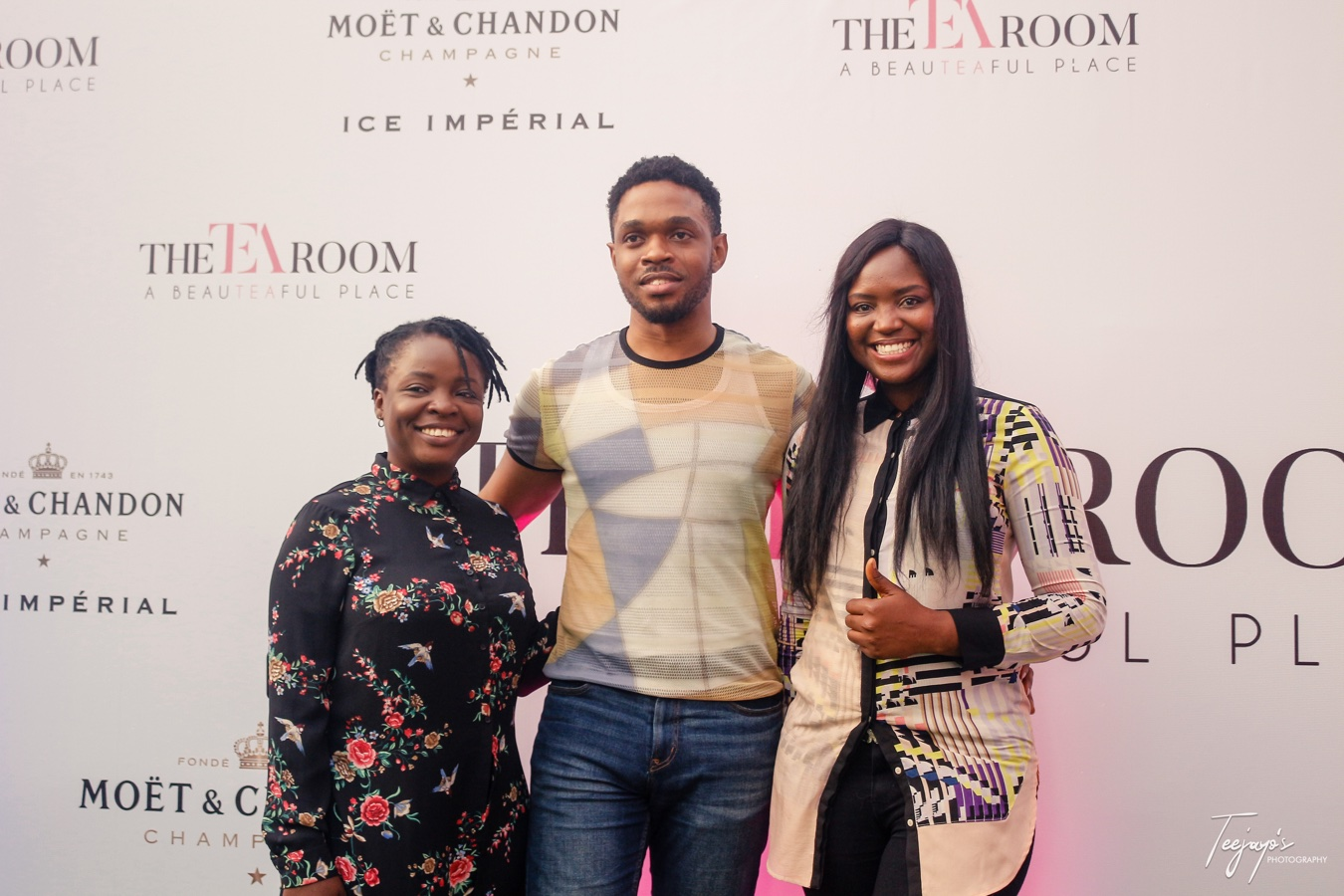 FOUND: Lagos' Chicest Brunch Spot – The Tea Room