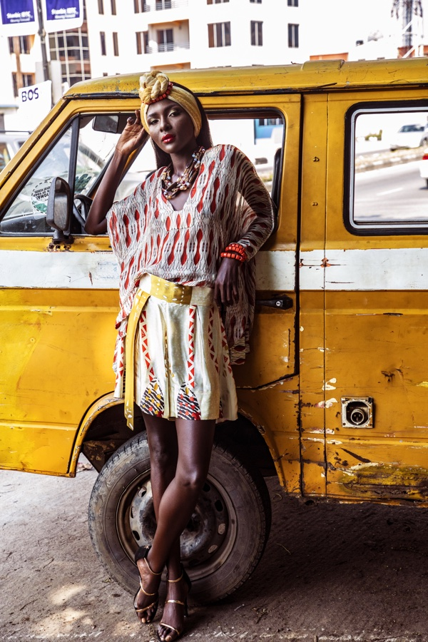 "Eki Orleans Presents ""Eben"" – The Avant-Garde Collection With Strong Traditional Ties"