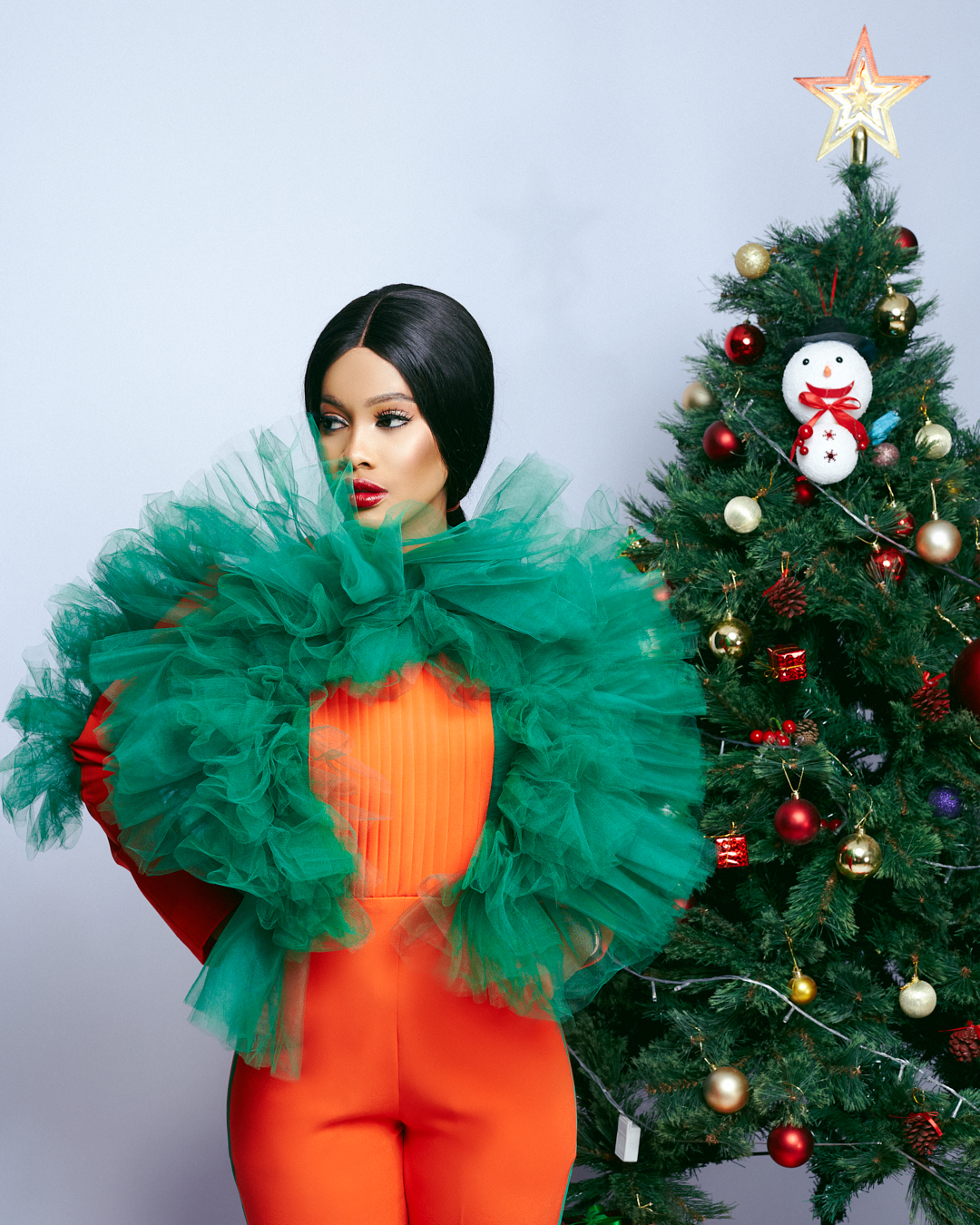 See House of Jahdara's Colour Me Christmas Lookbook, Inspired By The Spirit of Christmas