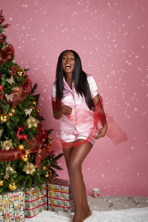 Trouvai Lingerie's Holiday Collection Is The Perfect Gift For The Woman In Your Life!