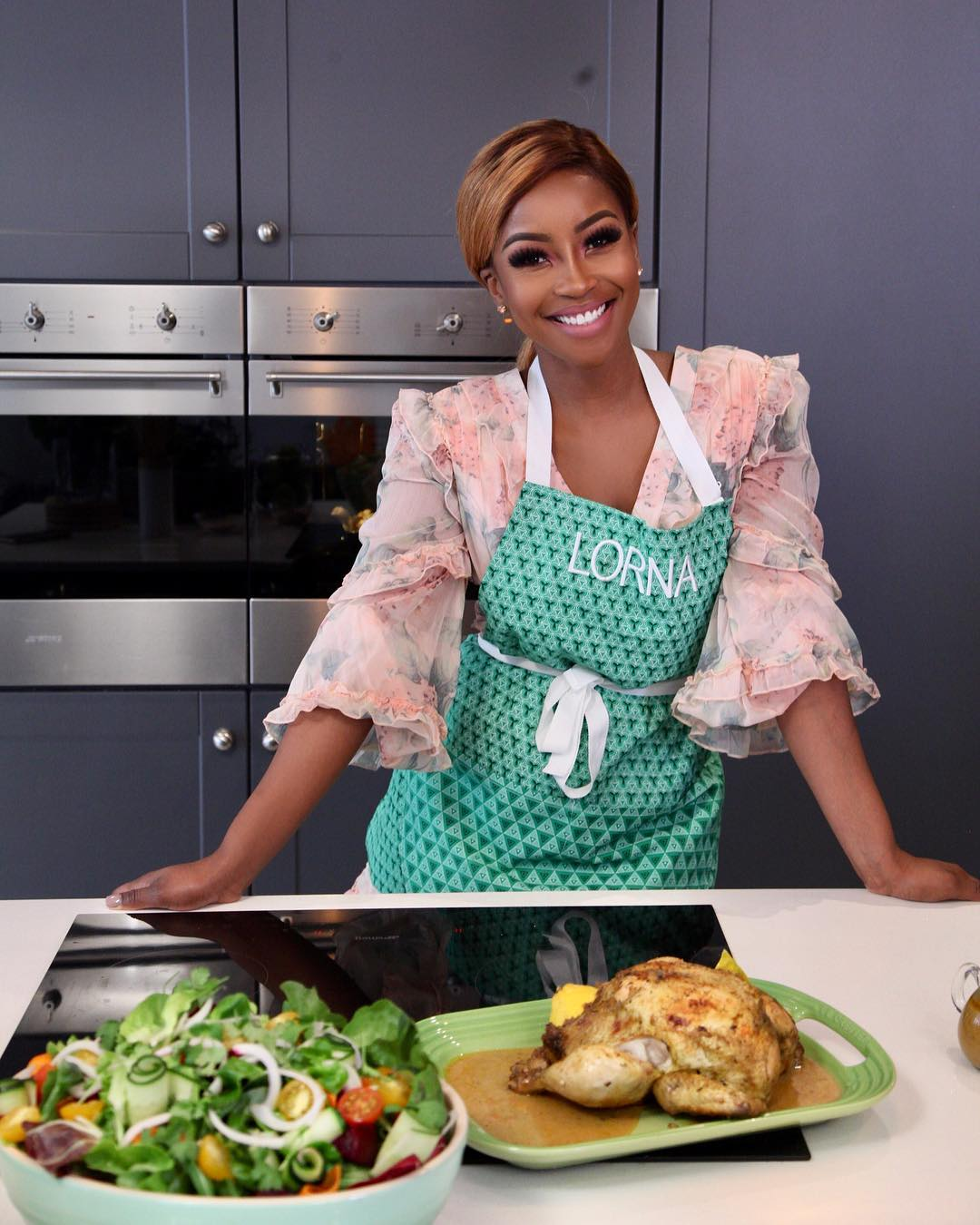 Celebrate With Lorna Maseko Is Officially Our Favourite Festive Entertaining Guide