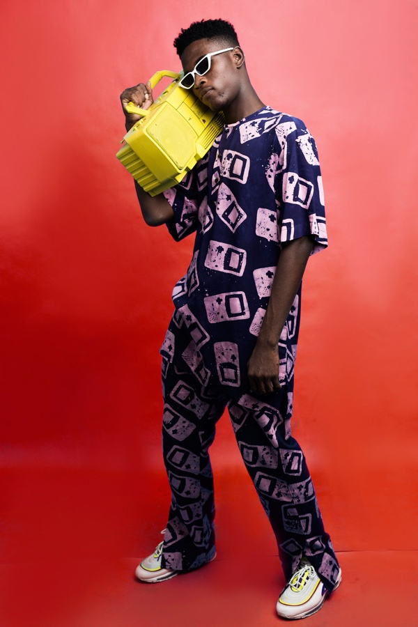 90s Kids Will Instantly Love Henri Uduku's Spring/Summer 2019 Collection!