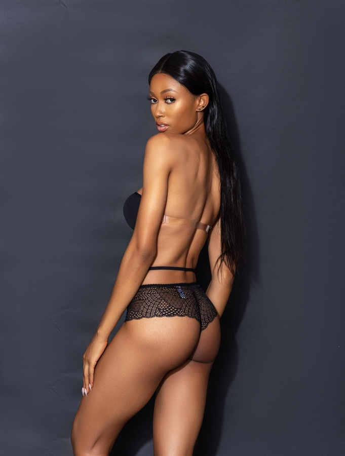 Lilian Afegbai Just Launched Her Lingerie Line And It's Actually Fire!