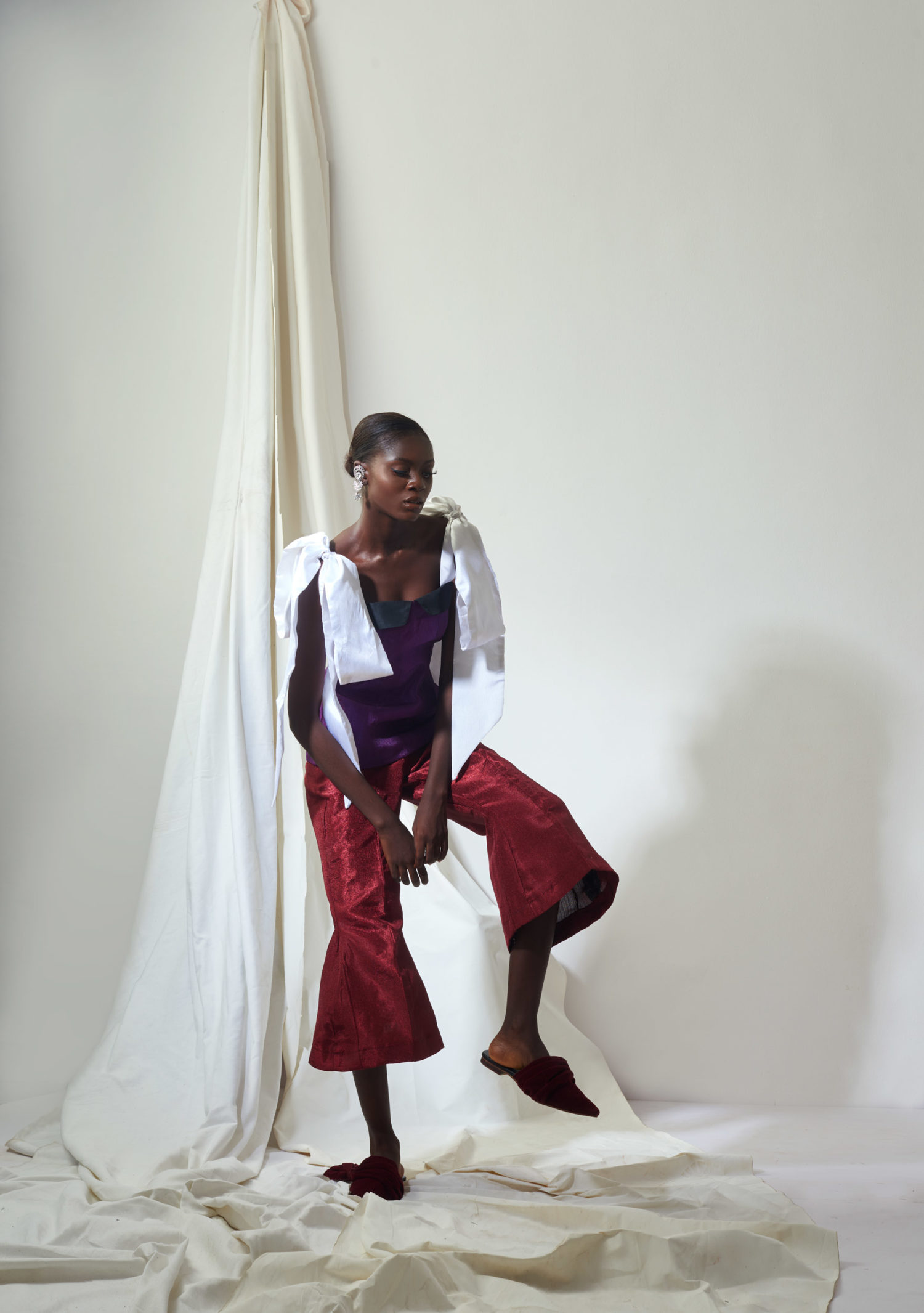 Fruché Takes Us Back To 20th Century Bini Kingdom For Spring/Summer 2019