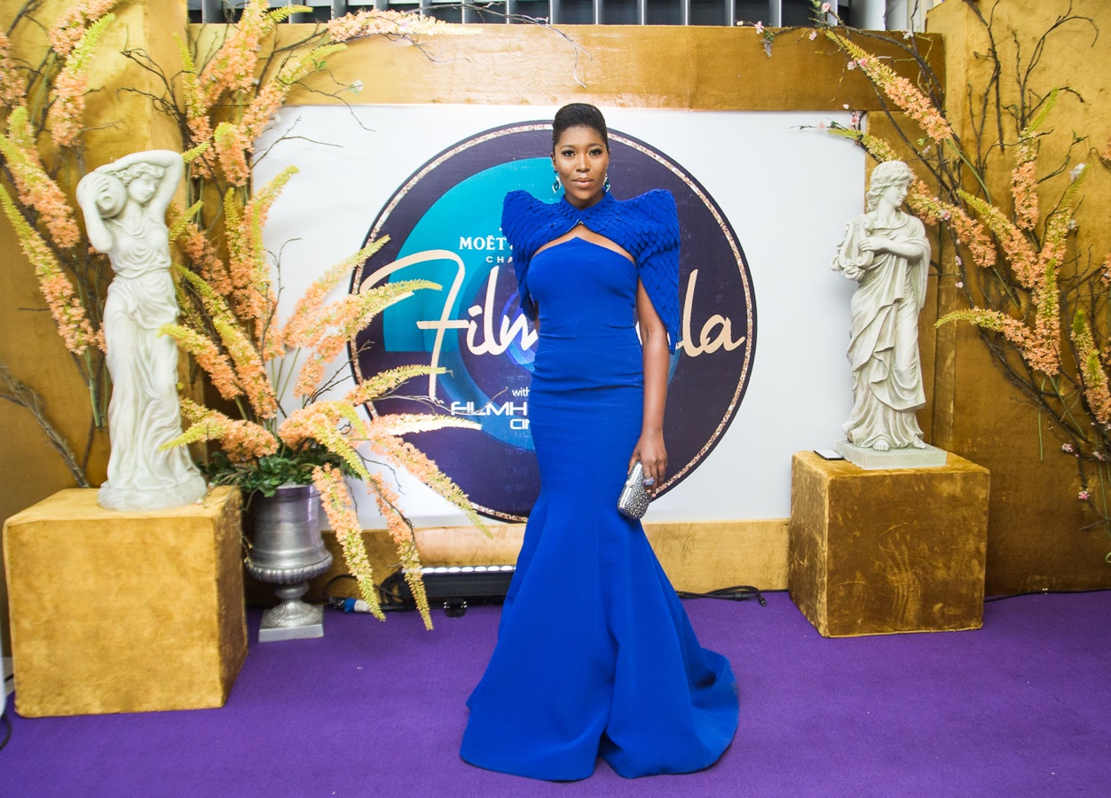 All The Photos & High Fashion Glam at the Moët & Chandon 1st Annual Film Gala