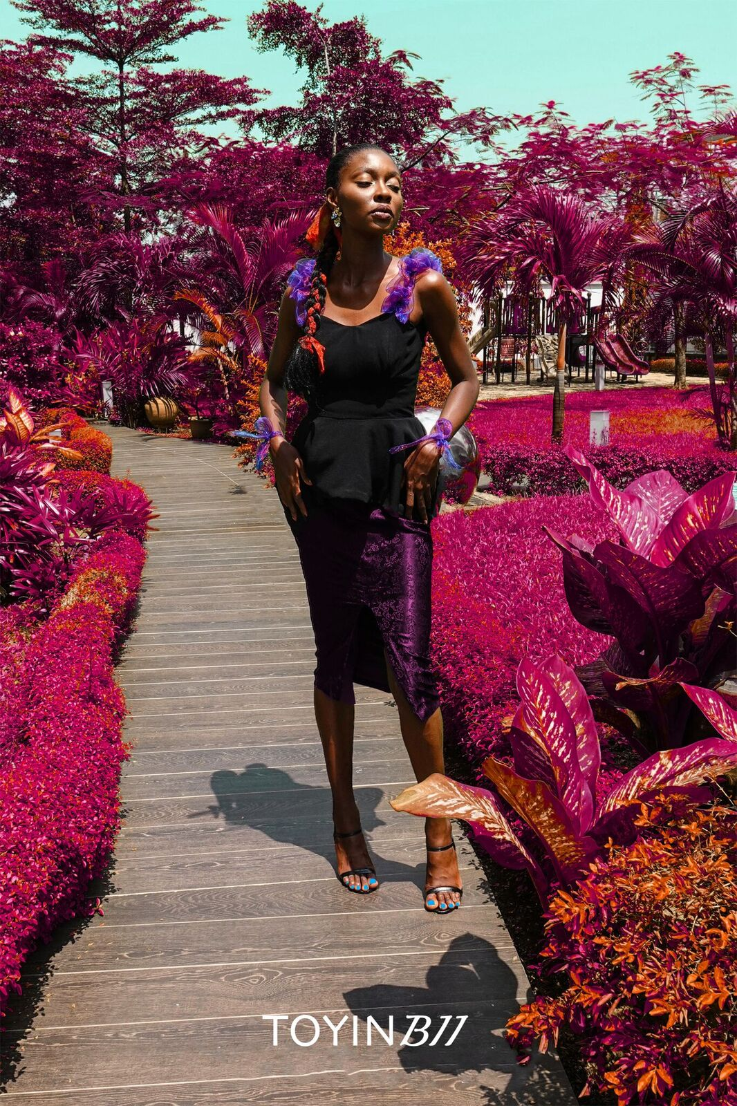 Toyin Bii Just Released the Chicest Collection for Spring/Summer 2019!