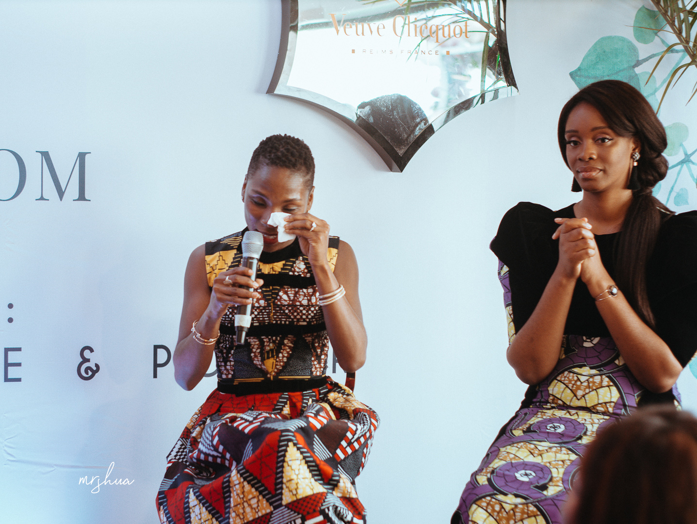 """Inside The Bloom Africa Launch : """"Passion, Purpose and Power"""" Tea with Luvvie Ajayi, Funa Maduka, Justina Omokhua and Bozoma Saint-John"""